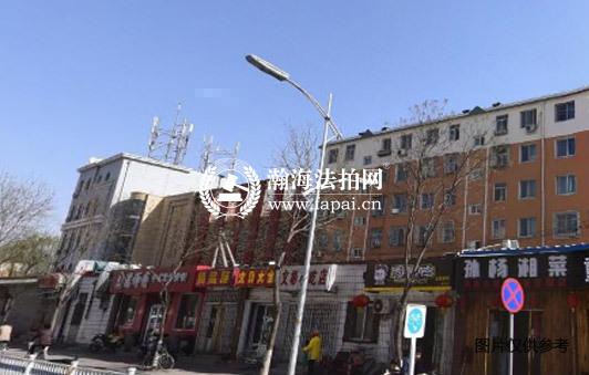 胜芳园综合楼5号(复式底商)