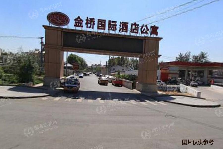 加州水郡金桥国际酒店A座801室