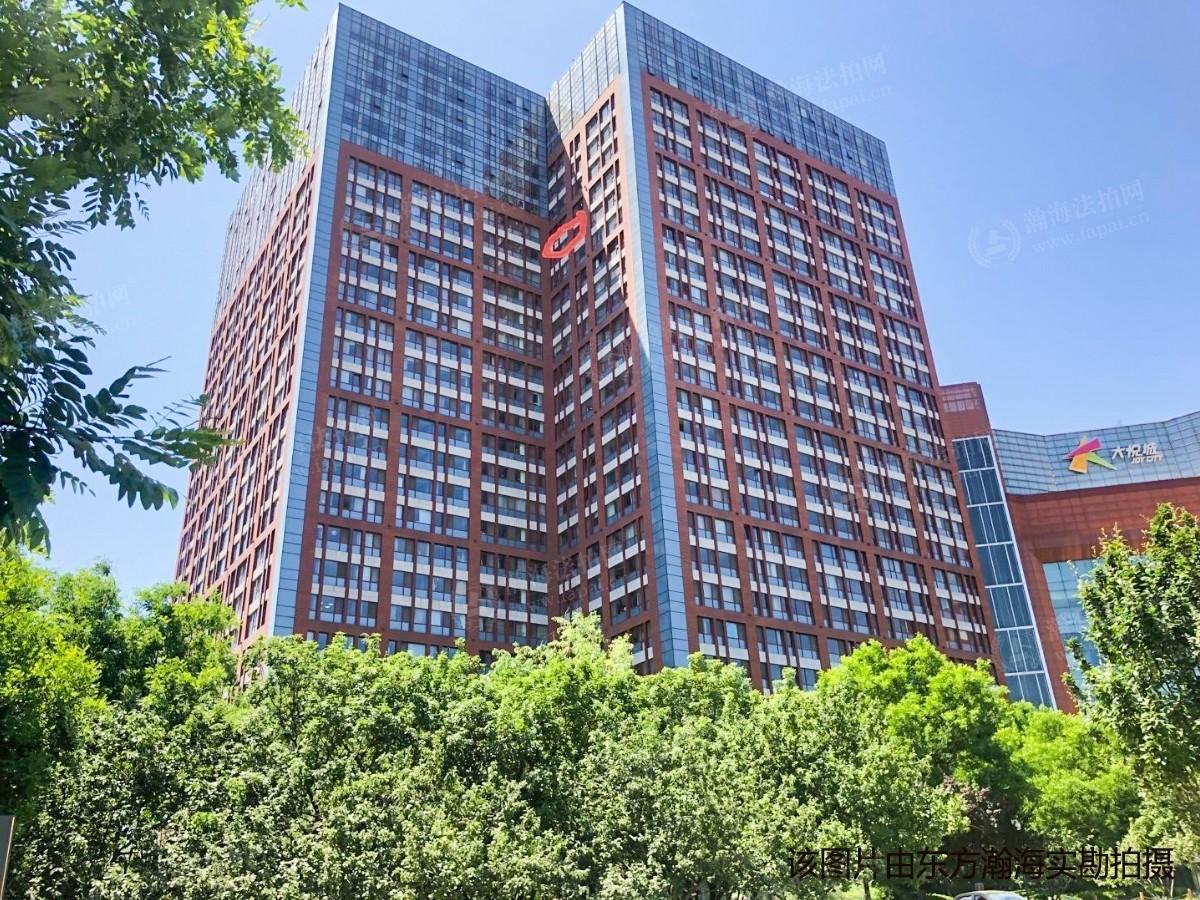 大悦城公寓1单元2506室