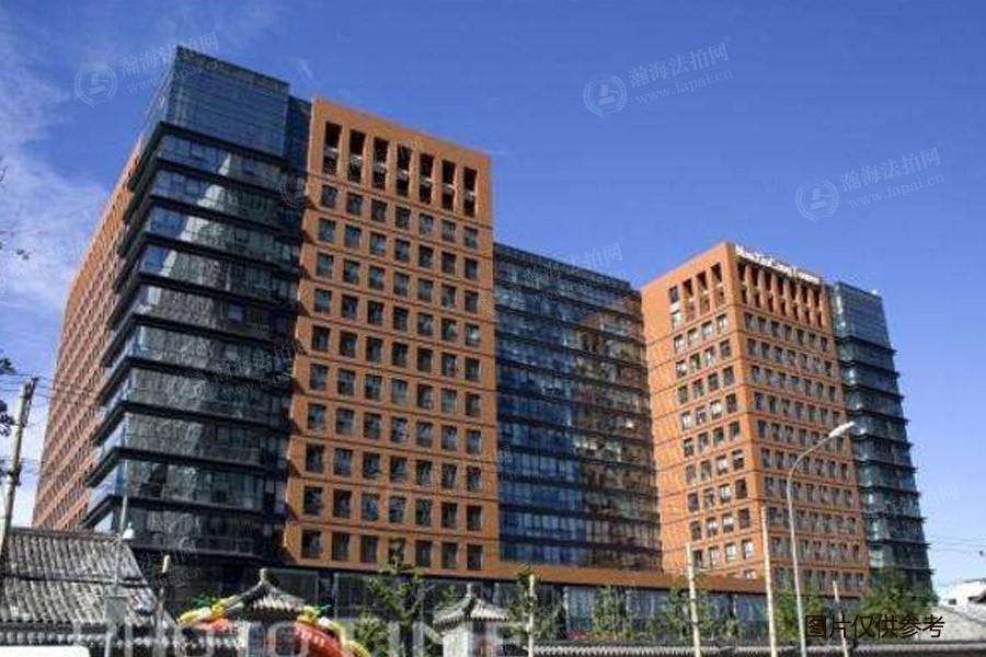 南新仓商务大厦1号楼B1707室+6个车位