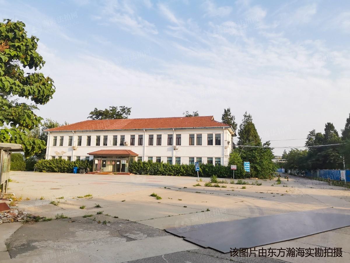 大红门西路4号4-1幢等8幢房屋+土地