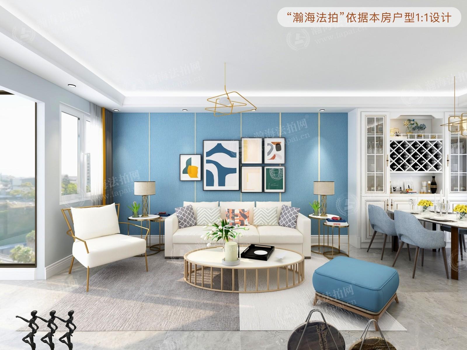 珠江帝景B区201号楼1201室