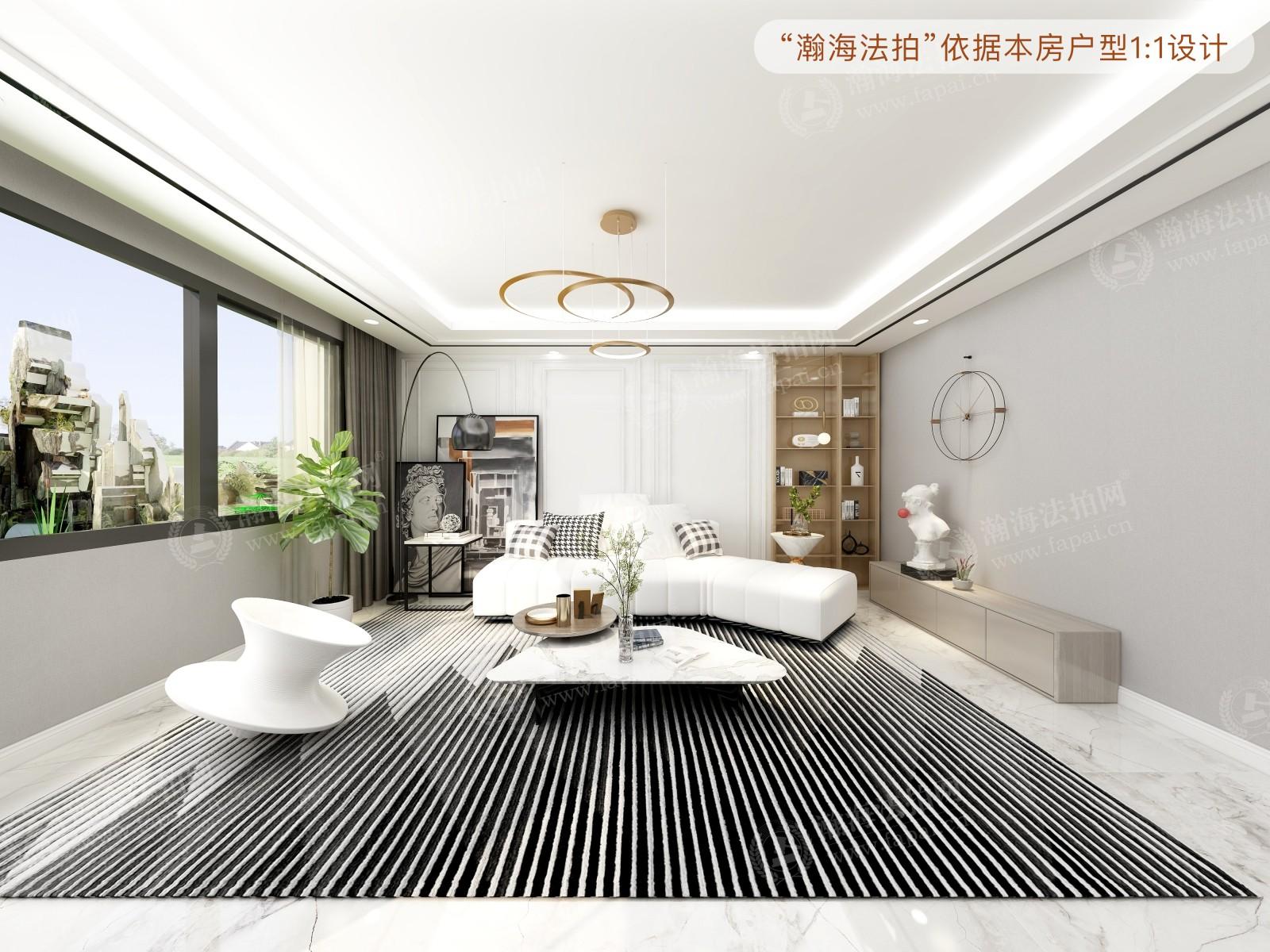 燕西台60号楼1室(联排别墅)