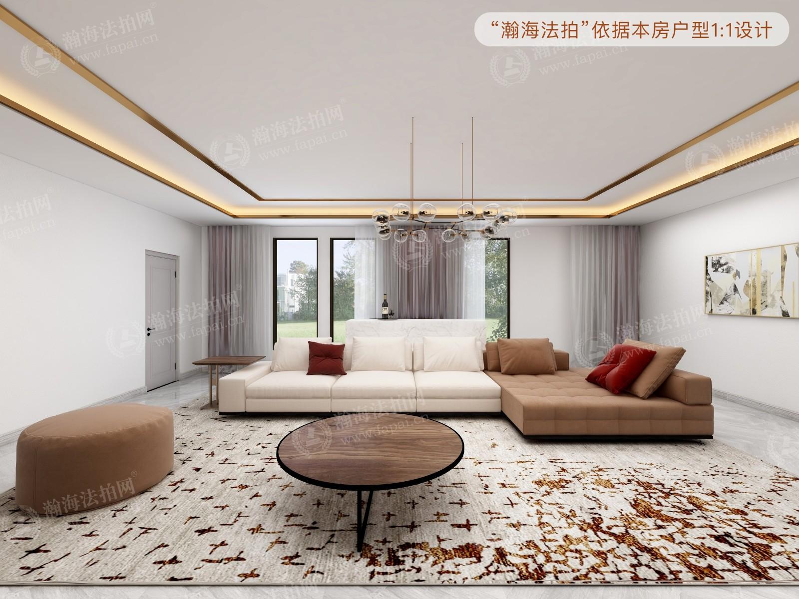 北京湾四区48号(独栋别墅)