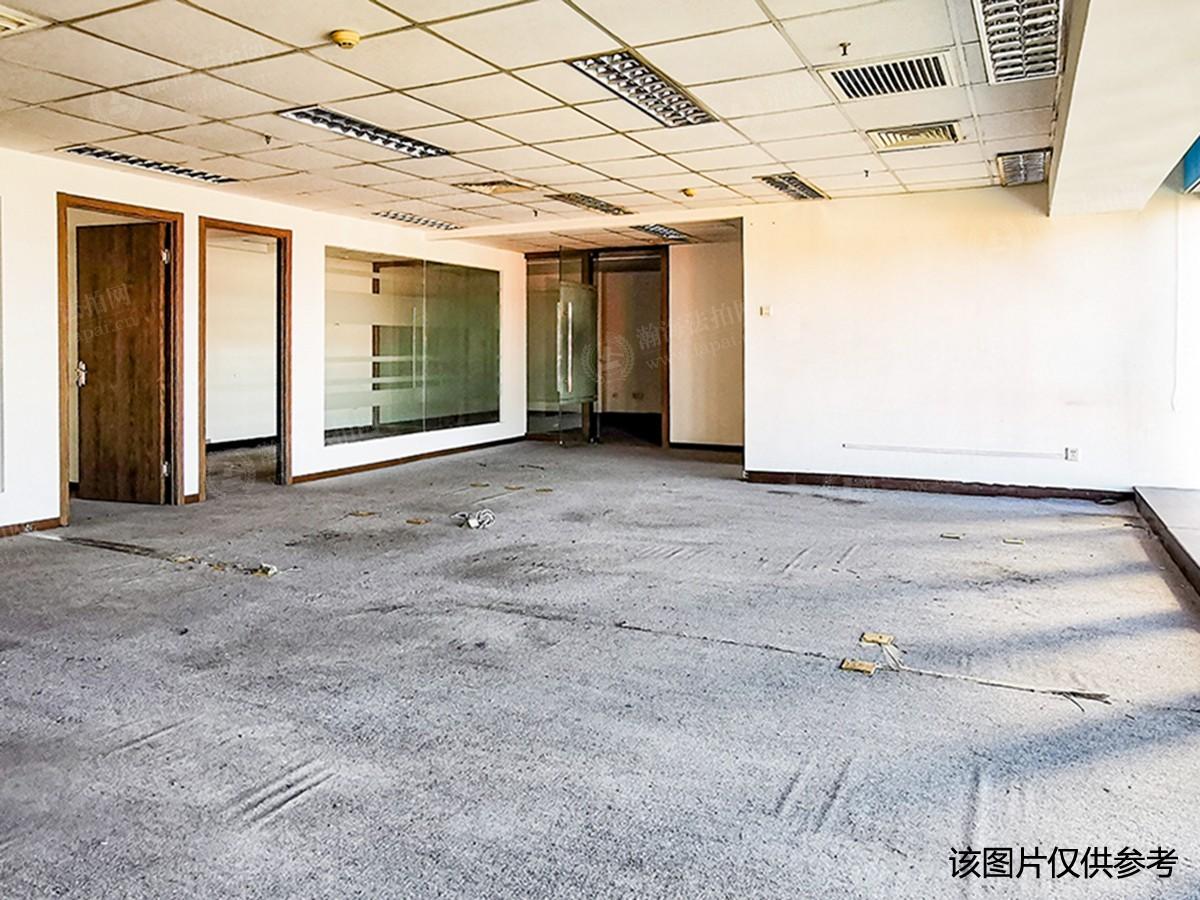 福田汽车怀柔重型机械工厂 建筑+土地