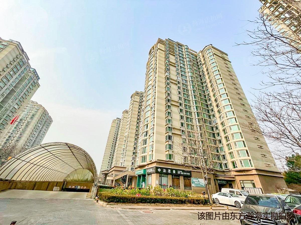 京贸国际公寓7号楼1单元2207室