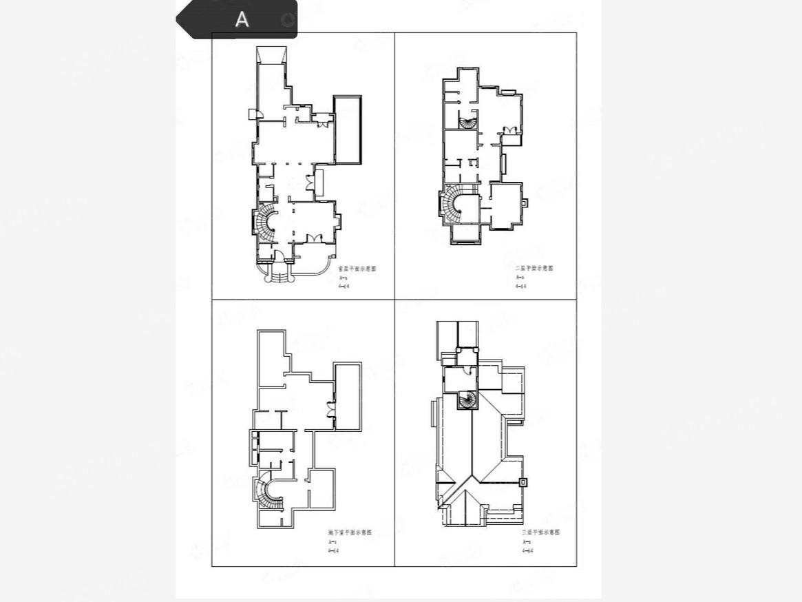4室5厅3卫