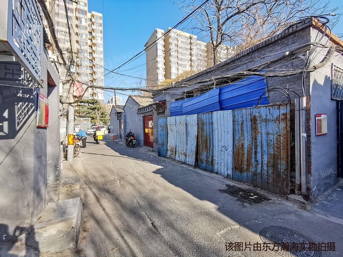 南河漕胡同20号1幢(平房)