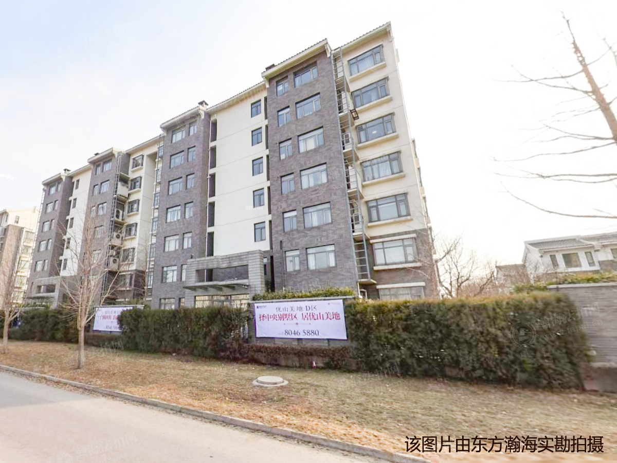 优山美地C区127号楼10501室(含装修)