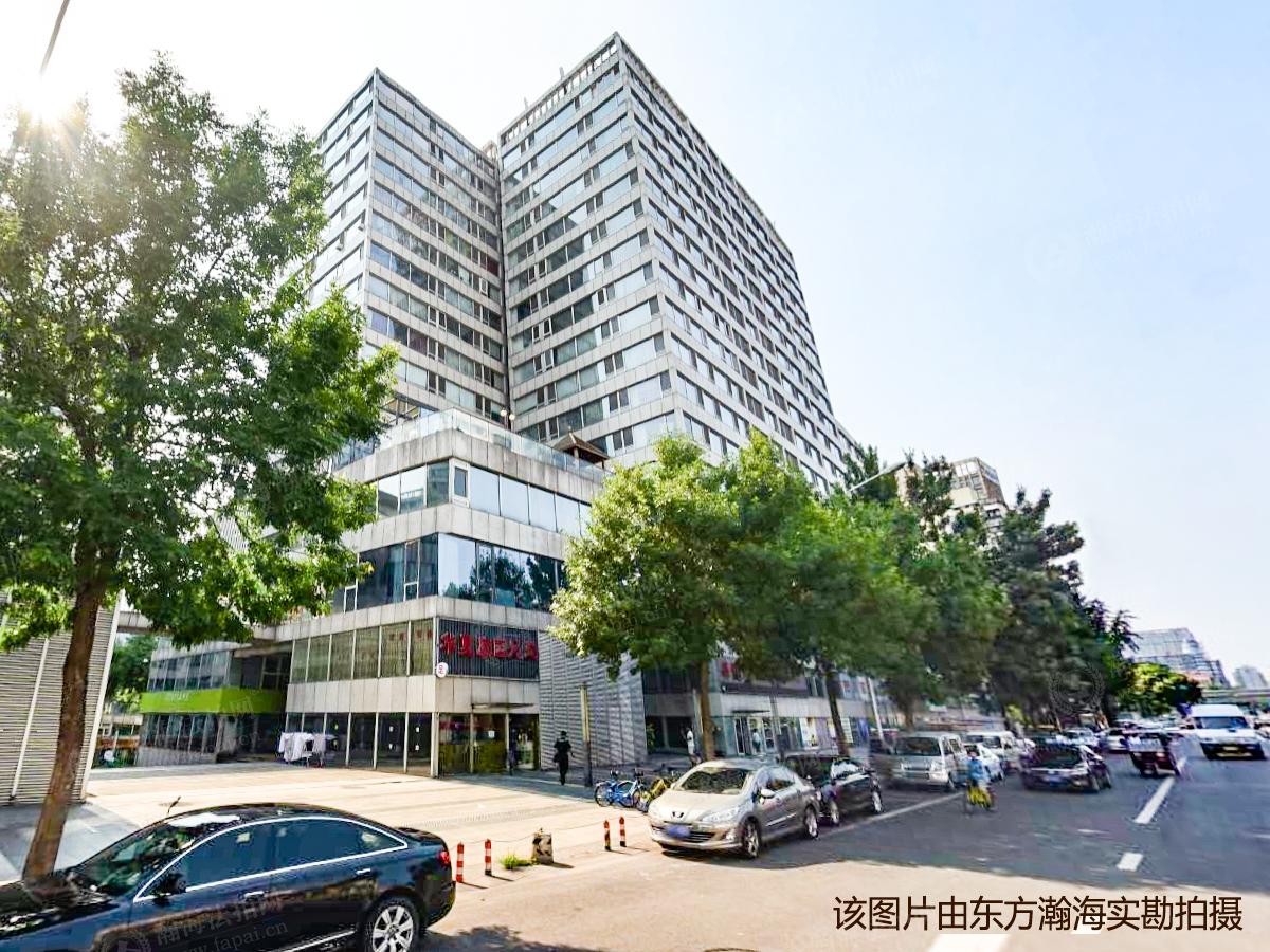西派国际公寓410室