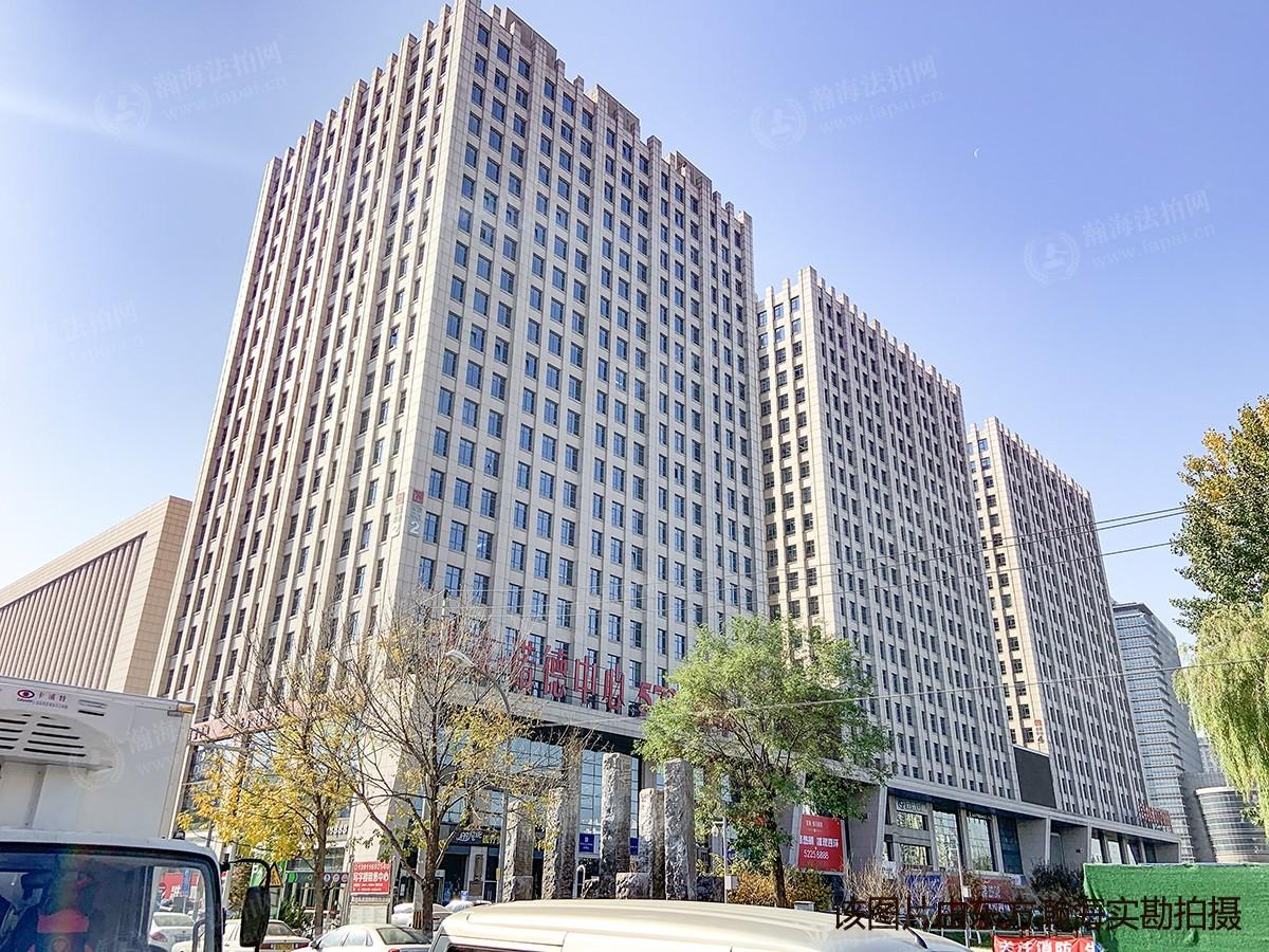 诺德中心2号楼2108+2109室(共2套)