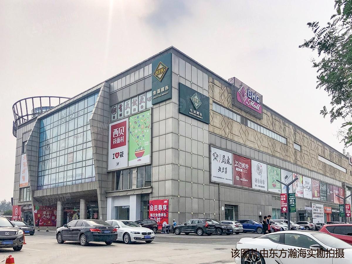 华联公益西桥购物中心101室(独栋商业)