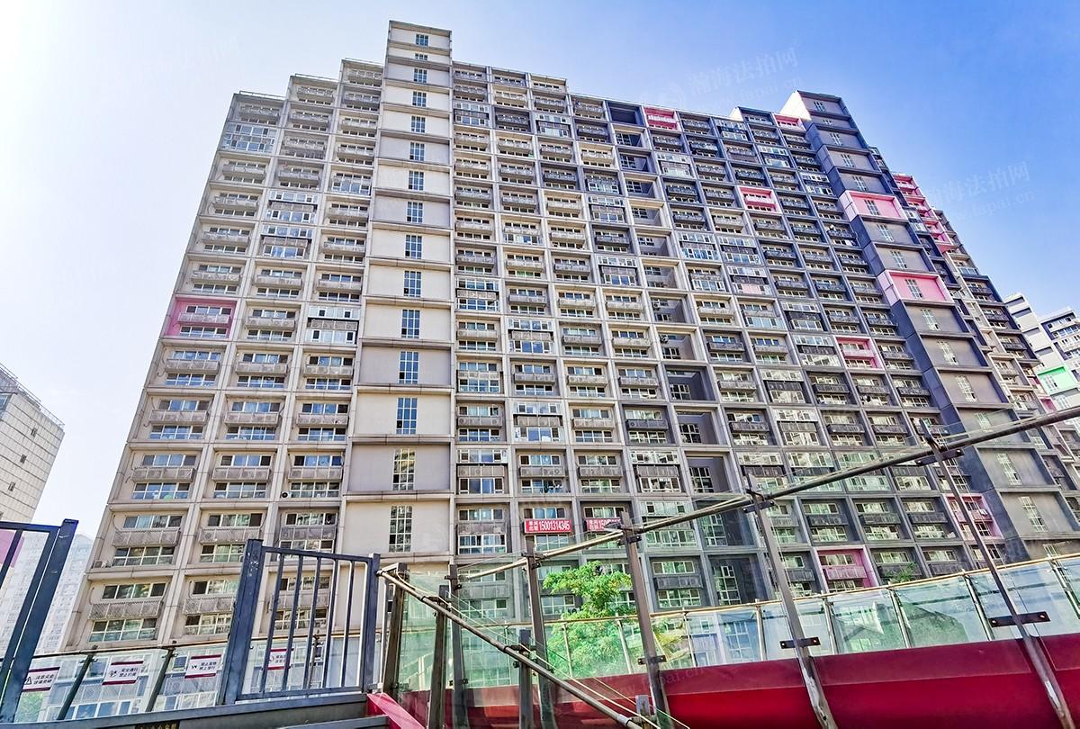 中弘北京像素南区6号楼0319室