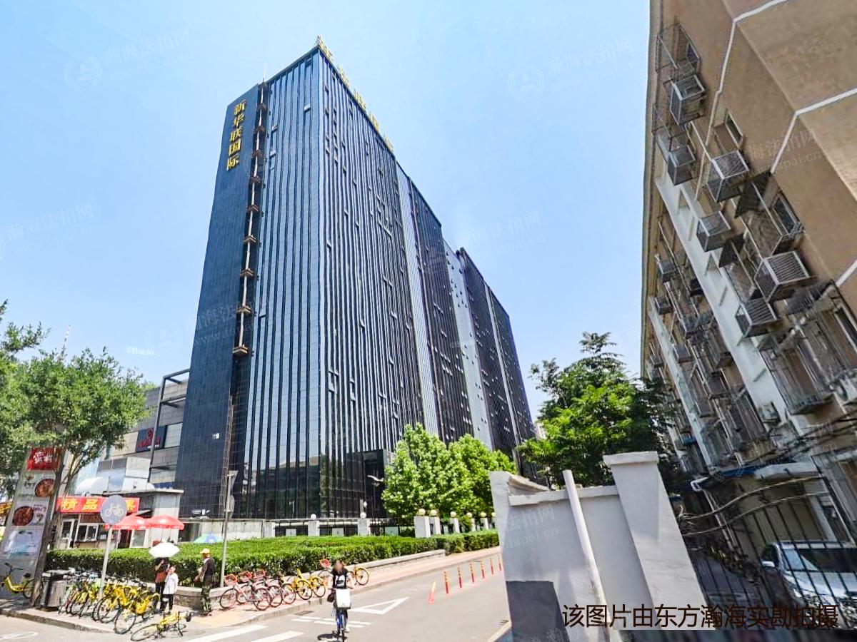 新华联国际公寓6单元2102室(带1车位)