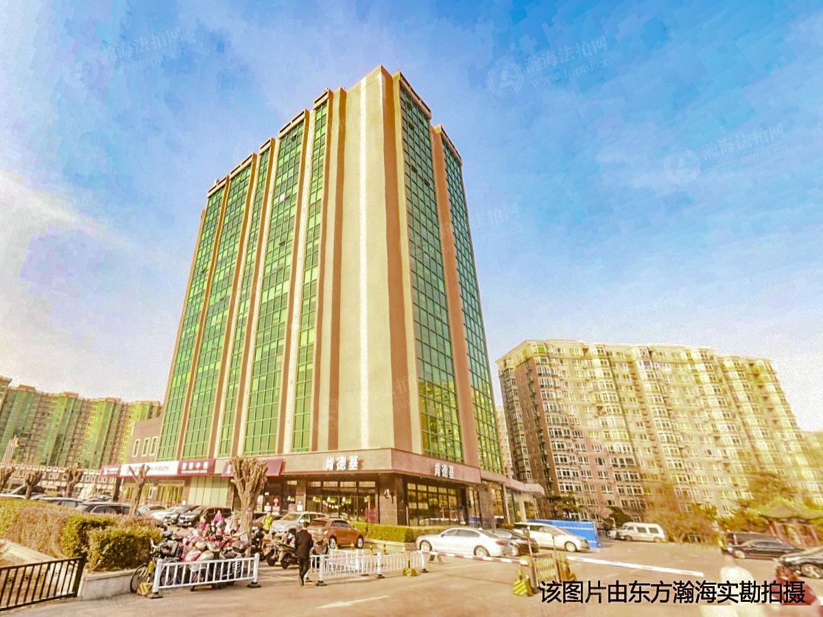 世纪金源国际公寓西区3单元7F室