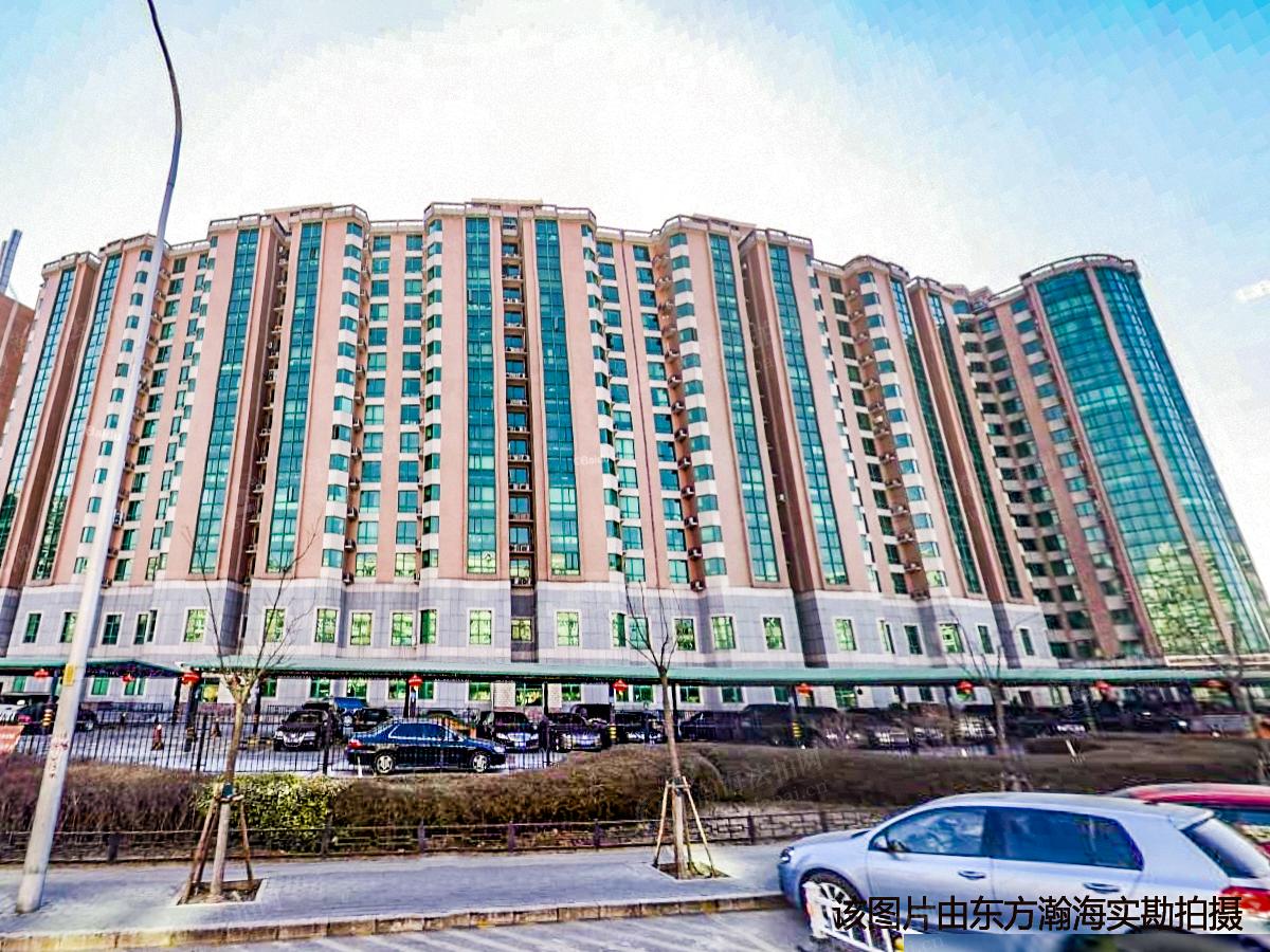 世纪金源国际公寓西区3单元7E室