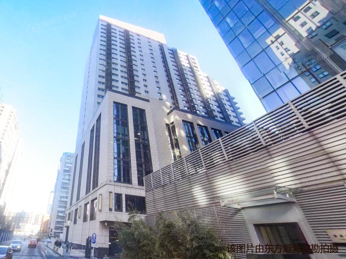 新金山酒店式公寓12层房产(整层)