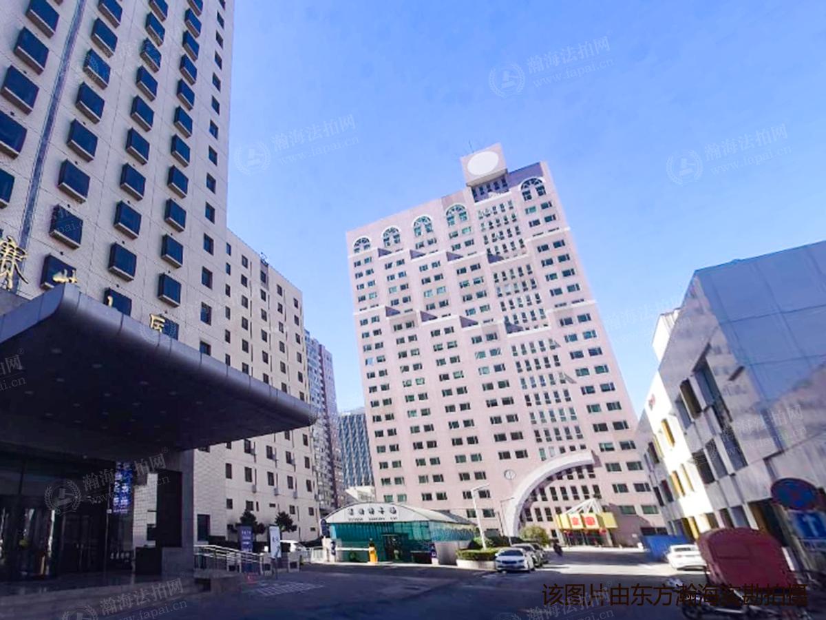 京泰大厦20层房产