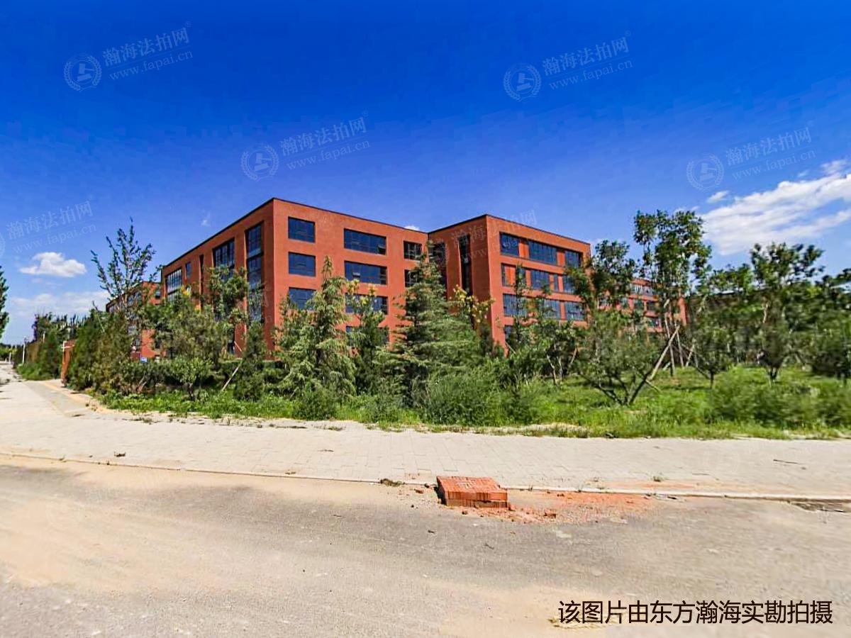 中关村环保科技示范园5号楼+6号楼(2个独栋办公)