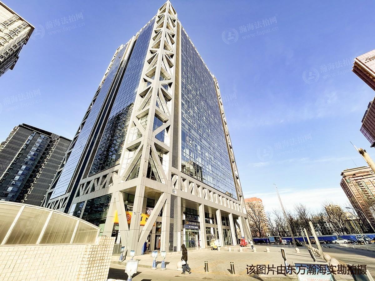 通用时代国际中心1号楼2903室