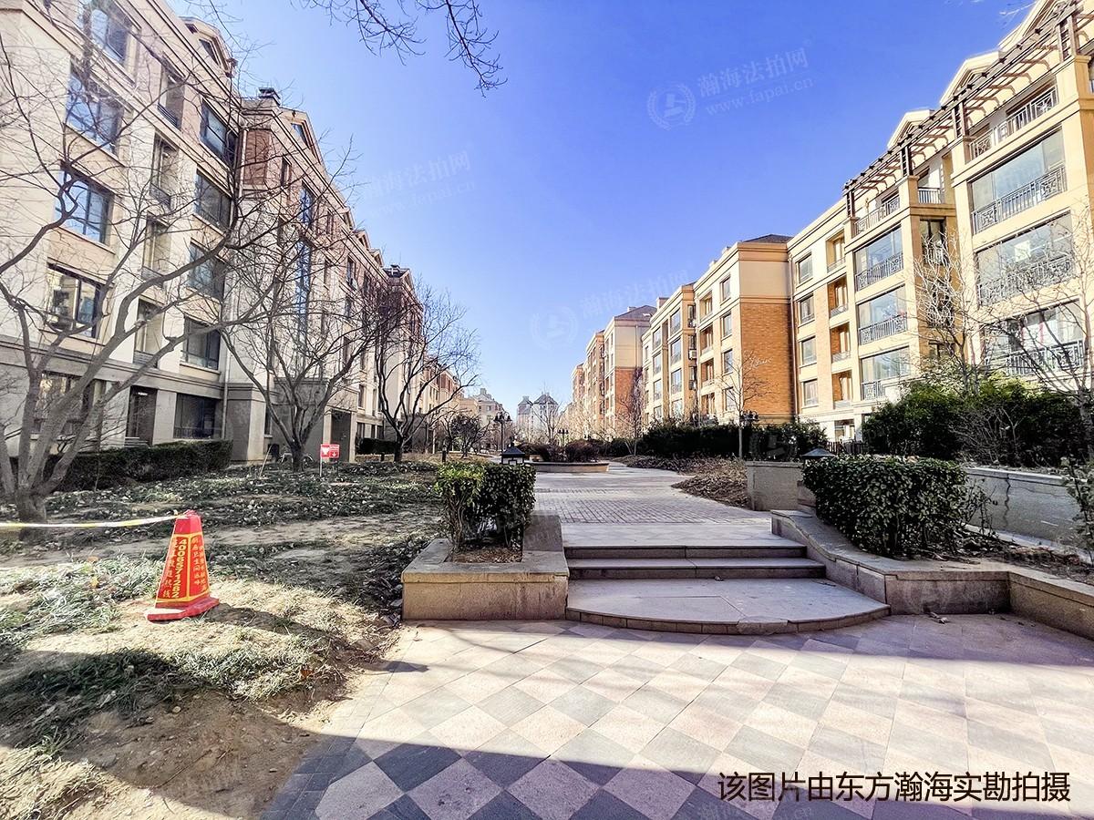 绿城百合公寓桂雨苑7号楼2单元502室(复式)