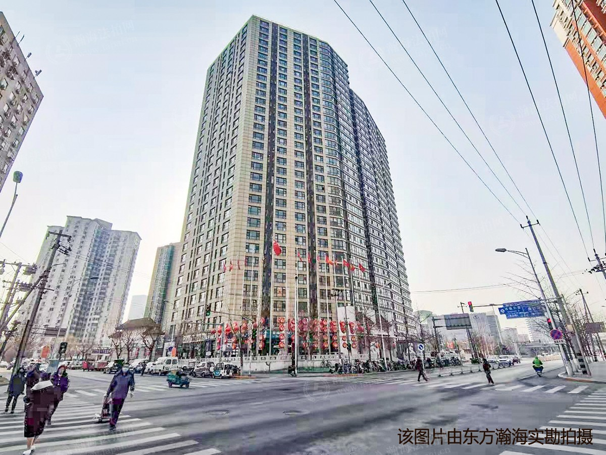 天龙华鹤10号楼2单元1105+1106室(共2套)