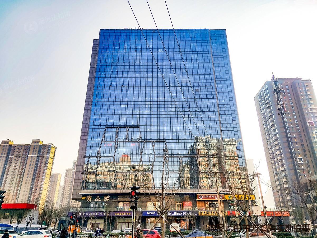 首城国际中心B座5号楼1607室(LOFT)