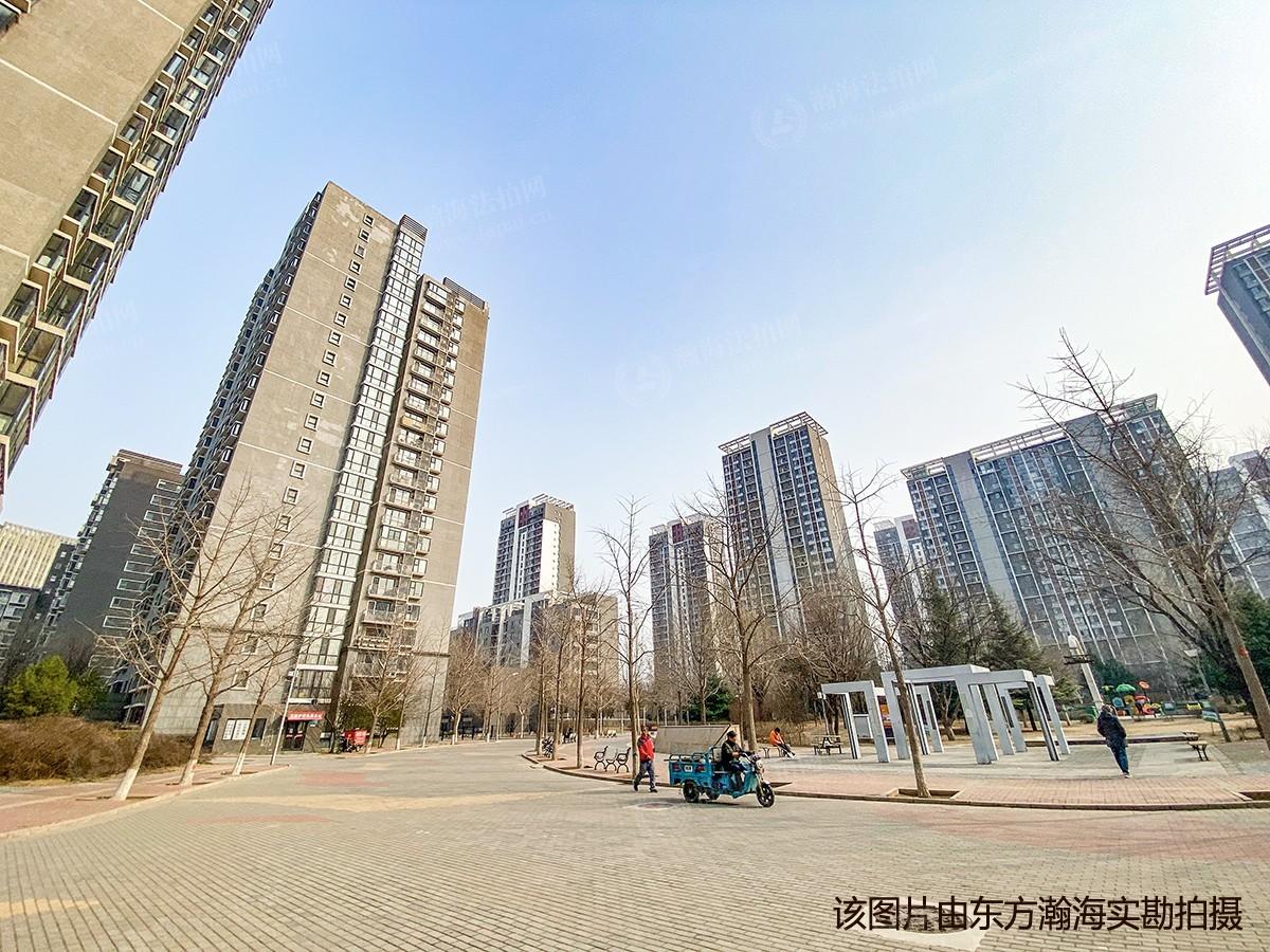 国风北京611号楼1单元101室(带小院)