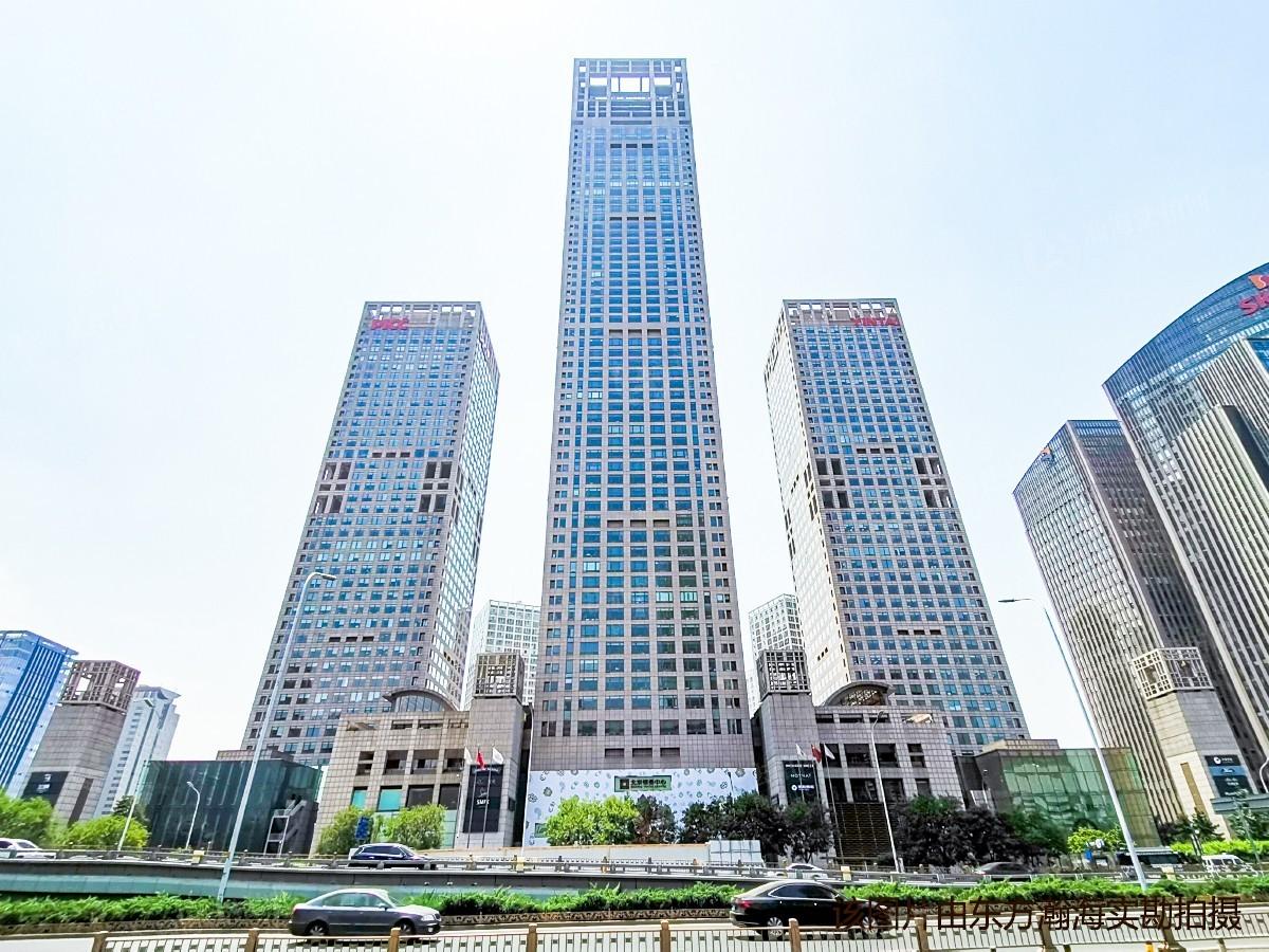 北京银泰中心1号楼5101+5102室