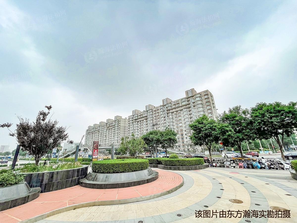鲁艺上河村1号楼5单元101室(带小院)