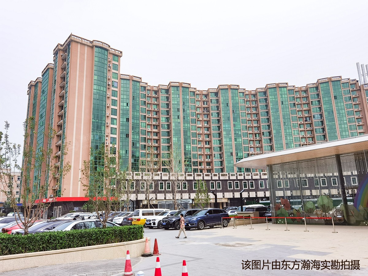 世纪金源国际公寓西区6单元11D室