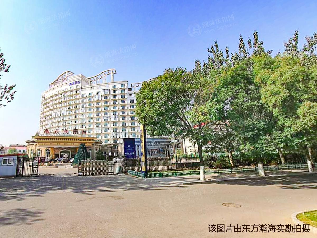 观澜国际公寓1128室